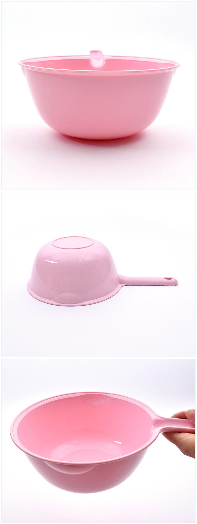 카카오프렌즈 원형 자루 바가지 어피치 - 베리샵, 5,000원, 세안/목욕, 세숫대야/바가지